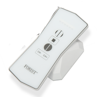 Forest diamond RF remote WIT