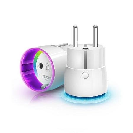 Fibaro Wall Plug Z-wave Plus incl. Risco Smart Home licentie