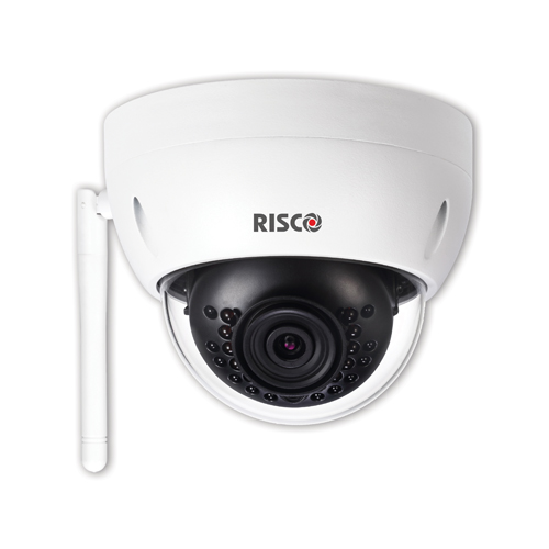 RISCO VUpoint HD WiFi Dome Outdoor IP Camera