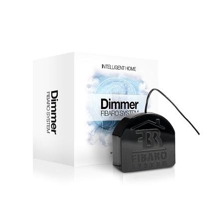 Fibaro Dimmer 2 micro module (250Watt) incl. Risco Smart Home licentie
