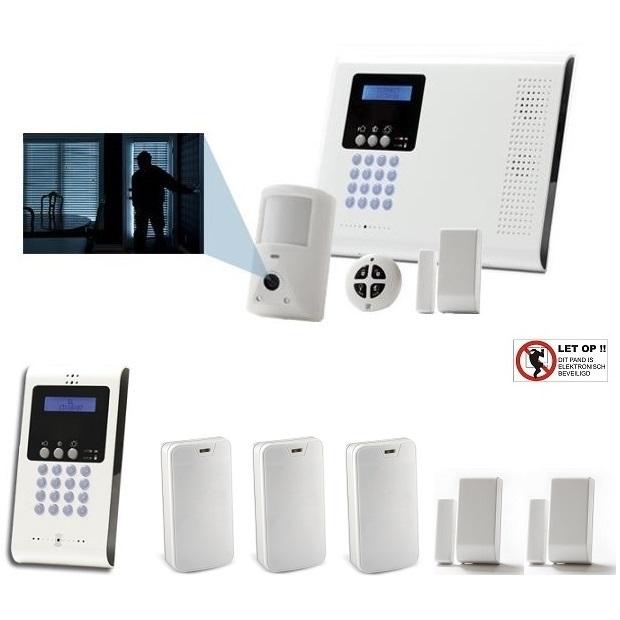 iConnect 2-Weg voordeelset compleet met IP / GPRS / GSM communicatie