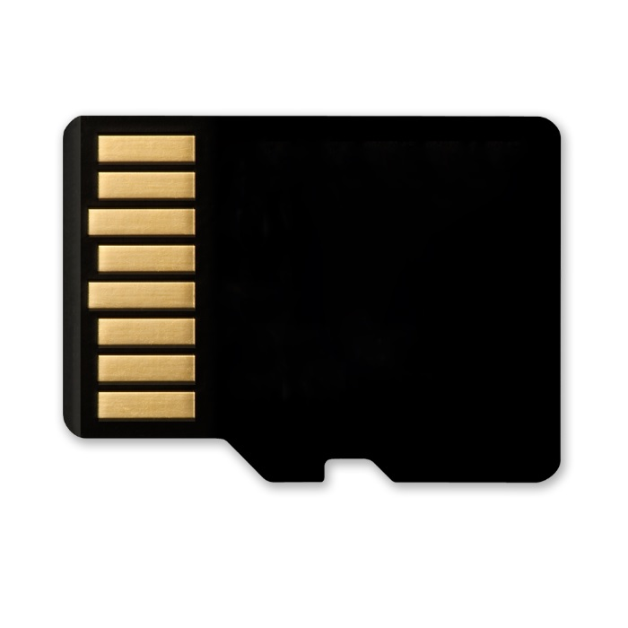 Micro SD-Kaart met HA-Bridge voor HS3 bediening met Harmony HUB